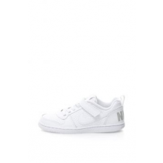 Nike , Court Borough sneakers cipő, Fehér, 34 EU (870025-100-2.5Y)
