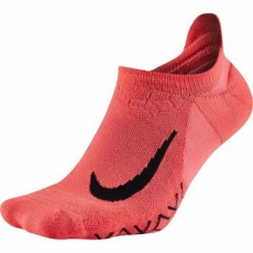 Nike Elite Unisex zokni, Hot Punch/Black, M (SX5462-667-M)