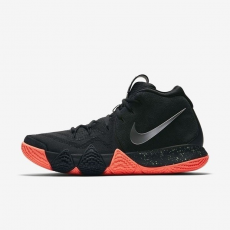 Nike Kyrie 4 Black Orange