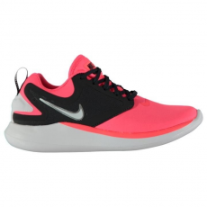 Nike női sportcipő - Nike Lunar Solo Ladies Running Shoes Pink Wht