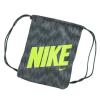 Nike tornazsák - Nike Graphic Gymsack Grey Volt