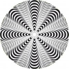 Nikidom Matrica készlet Roller Wheel Stickers Dizzy