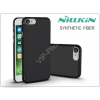Nillkin Apple iPhone 7/iPhone 8 hátlap - Nillkin Synthetic Fiber - fekete