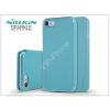 Nillkin Apple iPhone 7/iPhone 8 oldalra nyíló flipes tok - Nillkin Sparkle - kék