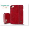 Nillkin Apple iPhone 7 oldalra nyíló flipes tok - Nillkin Qin - piros