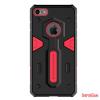 Nillkin Defender iPhone 8 ütésálló tok, Red
