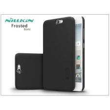 Nillkin HTC One A9 hátlap képernyővédő fóliával - Nillkin Frosted Shield - fekete tok és táska