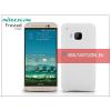 Nillkin HTC One M9 hátlap képernyővédő fóliával - Nillkin Frosted Shield - fehér
