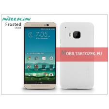 Nillkin HTC One M9 hátlap képernyővédő fóliával - Nillkin Frosted Shield - fehér tok és táska