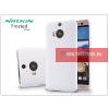 Nillkin HTC One M9 Plus hátlap képernyővédő fóliával - Nillkin Frosted Shield - fehér