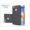Nillkin Huawei/Honor 7X hátlap képernyővédő fóliával - Nillkin Frosted Shield - fekete