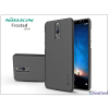 Nillkin Huawei Mate 10 Lite hátlap képernyővédő fóliával - Nillkin Frosted Shield - fekete