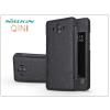 Nillkin Huawei Mate 10 oldalra nyíló flipes tok - Nillkin Qin - fekete