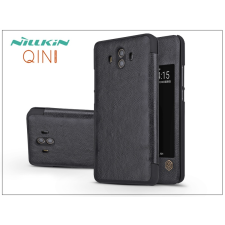 Nillkin Huawei Mate 10 oldalra nyíló flipes tok - Nillkin Qin - fekete tok és táska