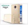 Nillkin Huawei Mate 9 szilikon hátlap - Nillkin Nature - aranybarna
