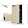 Nillkin Huawei P10 hátlap képernyővédő fóliával - Nillkin Frosted Shield - gold