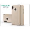 Nillkin Huawei P20 Lite oldalra nyíló flipes tok - Nillkin Sparkle - gold
