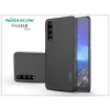 Nillkin Huawei P20 Pro hátlap képernyővédő fóliával - Nillkin Frosted Shield - fekete
