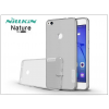 Nillkin Huawei P9 Lite (2017) szilikon hátlap - Nillkin Nature - szürke