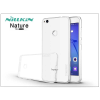 Nillkin Huawei P9 Lite (2017) szilikon hátlap - Nillkin Nature - transparent
