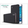 Nillkin Huawei Y6 II/Honor 5A hátlap képernyővédő fóliával - Nillkin Frosted Shield - fekete