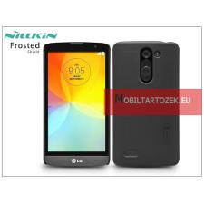 Nillkin LG D331/335 L Bello hátlap képernyővédő fóliával - Nillkin Frosted Shield - fekete tok és táska