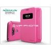 Nillkin LG G5 H850 oldalra nyíló flipes tok - Nillkin Sparkle - pink