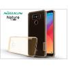Nillkin LG G6 H870 szilikon hátlap - Nillkin Nature - aranybarna