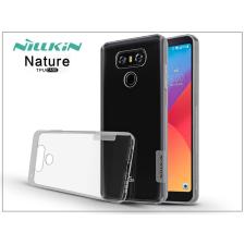 Nillkin LG G6 H870 szilikon hátlap - Nillkin Nature - transparent tok és táska