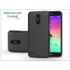 Nillkin LG K10 M250N (2017) hátlap képernyővédő fóliával - Nillkin Frosted Shield - fekete