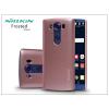 Nillkin LG V10 H960A hátlap képernyővédő fóliával - Nillkin Frosted Shield - rose gold