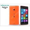 Nillkin Microsoft Lumia 535 szilikon hátlap - Nillkin Nature - aranybarna