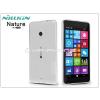 Nillkin Microsoft Lumia 535 szilikon hátlap - Nillkin Nature - transparent