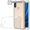 Nillkin Nature Slim szilikon védő tok / hátlap - 0,6mm - ÁTLÁTSZÓ - Xiaomi Mi 6X / Xiaomi Mi A2 - GYÁRI