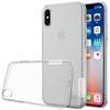 Nillkin Nature TPU hátlap tok Apple iPhone X, átlátszó