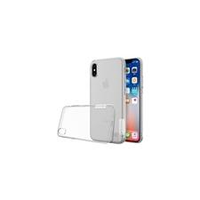 Nillkin Nature TPU hátlap tok Apple iPhone X, átlátszó tok és táska