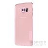 Nillkin Nature TPU hátlap tok Samsung G925 Galaxy S6 Edge, átlátszó
