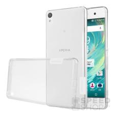 Nillkin Nature TPU hátlap tok Sony Xperia XA, átlátszó tok és táska