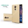Nillkin Nokia 7 Plus (2018) hátlap képernyővédő fóliával - Nillkin Frosted Shield - gold