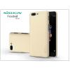 Nillkin OnePlus 5 (A5000) hátlap képernyővédő fóliával - Nillkin Frosted Shield - gold