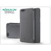 Nillkin OnePlus 5 (A5000) oldalra nyíló flipes tok - Nillkin Sparkle - fekete