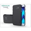 Nillkin Samsung A320F Galaxy A3 (2017) hátlap képernyővédő fóliával - Nillkin Frosted Shield - fekete