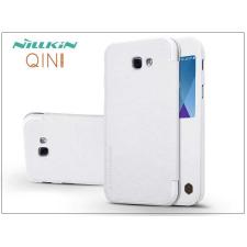 Nillkin Samsung A320F Galaxy A3 (2017) oldalra nyíló flipes tok - Nillkin Qin - fehér tok és táska