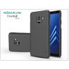 Nillkin Samsung A530F Galaxy A8 (2018) hátlap képernyővédő fóliával - Nillkin Frosted Shield - fekete
