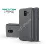 Nillkin Samsung A600F Galaxy A6 (2018) oldalra nyíló flipes tok - Nillkin Sparkle - fekete