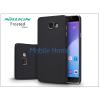 Nillkin Samsung A710F Galaxy A7 (2016) hátlap képernyővédő fóliával - Nillkin Frosted Shield - fekete