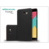 Nillkin Samsung A9000 Galaxy A9 (2016) hátlap képernyővédő fóliával - Nillkin Frosted Shield - fekete