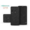 Nillkin Samsung A920F Galaxy A9 (2018) oldalra nyíló flipes tok - Nillkin Qin - fekete