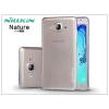 Nillkin Samsung G6000 Galaxy On7 szilikon hátlap - Nillkin Nature - szürke