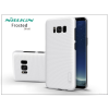 Nillkin Samsung G950F Galaxy S8 hátlap képernyővédő fóliával - Nillkin Frosted Shield - fehér